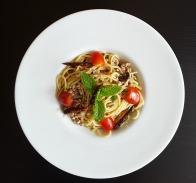 Spaghetti Larb